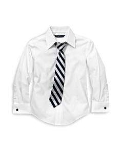 Brooks Brothers - Boys' French Cuff Dress Shirt - Little Kid, Big Kid