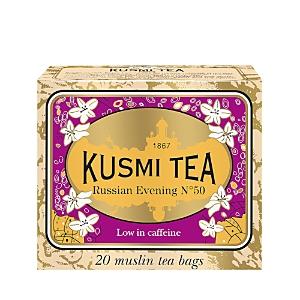 Kusmi Tea Russian Evening N50 Tea Bags