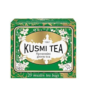 Kusmi Tea Spearmint Green Tea Bags