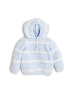 Angel Dear Boys' Stripe Hooded Jacket - Baby