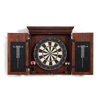 American Heritage Billiards - Cavalier Dart Board Set