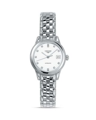 FLAGSHIP AUTOMATIC DIAMOND BRACELET WATCH, 35.5MM