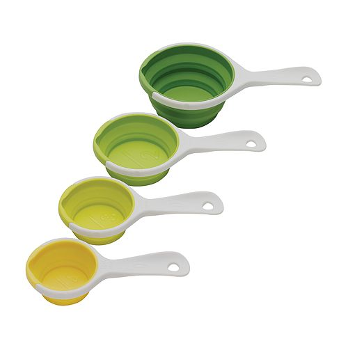Chefn - Sleekstor Pinch + Pour Collapsible Measuring Cups