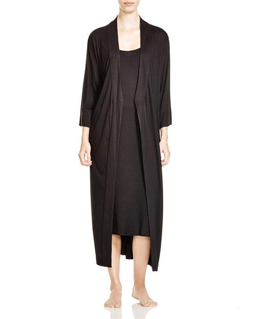 Natori - Shangri La Knit Robe & Zen Nightgown