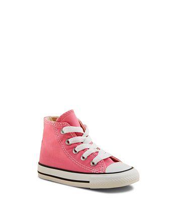 Converse - Girls' High Top Sneakers - Baby, Walker, Toddler