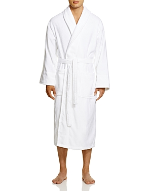 Sferra Fairfield Velour Robe-Home