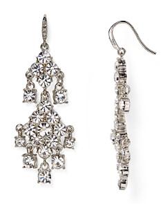Carolee - Pavé Chandelier Earrings