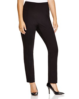 NIC and ZOE Plus - Slim Ponte Pants