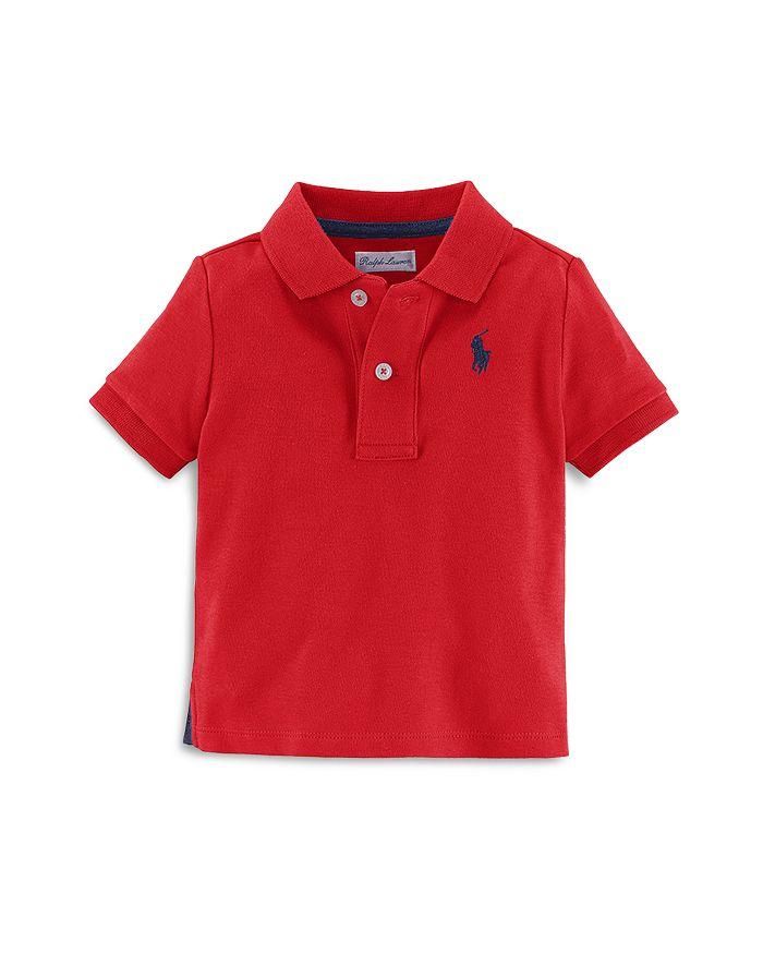 Ralph Lauren - Boys' Solid Polo Shirt - Baby