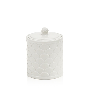 Kassatex Scala Cotton Ball Jar