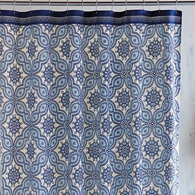 JR By John Robshaw Petra Shower Curtain