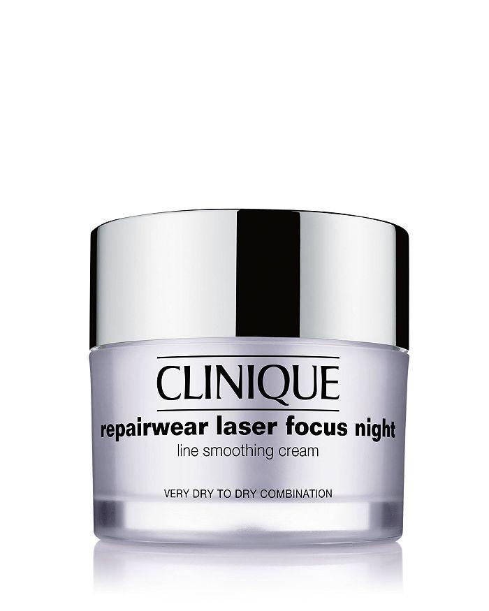 Clinique - Repairwear Laser Focus Night Line Smoothing Cream