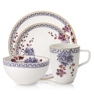 Artesano Provencal Lavender Rectangular Serving Plate/Lid