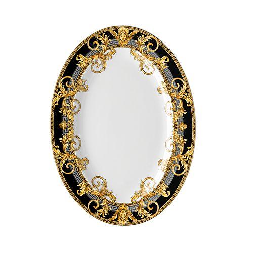 Rosenthal Meets Versace - Prestige Gala Oval Platter