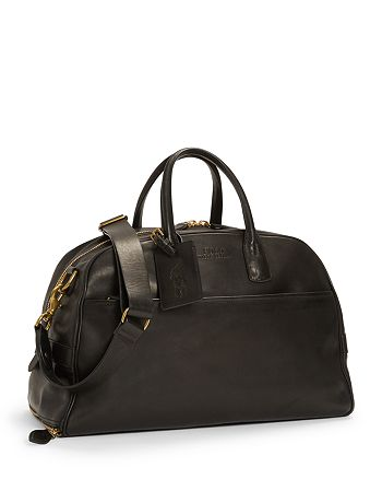 Polo Ralph Lauren - Core Leather Sports Carryall