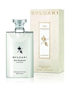 BVLGARI Eau Parfumée au thé blanc Body Lotion - Bloomingdale's_0