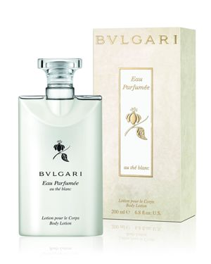BVLGARI Eau Parfumee Au The Blanc Body Lotion 6.8 Oz/ 201 Ml