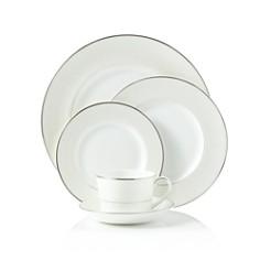 Monique Lhuillier Waterford Étoile Platinum Dinnerware - Bloomingdale's_0