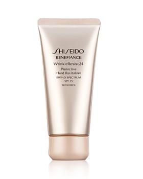Shiseido - Benefiance WrinkleResist24 Protective Hand Revitalizer SPF 15