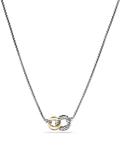 David Yurman Belmont Necklace with 18K Gold - Bloomingdale's_0