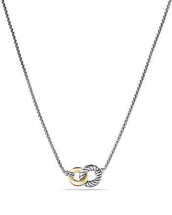 David Yurman - Belmont Double Curb Link Necklace
