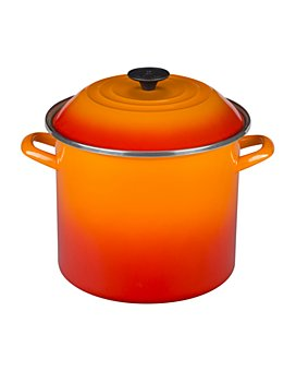 Le Creuset - 10-Quart Stock Pot