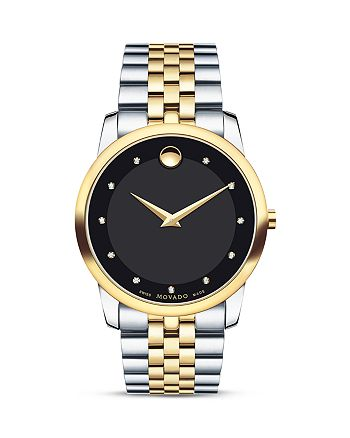 Movado - Museum Classic Watch, 40mm