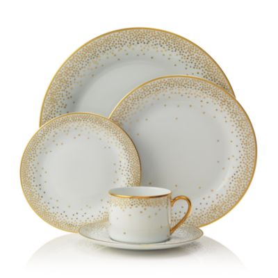 Trousdale Gold Dinner Plate