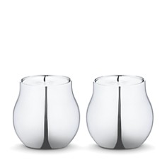 Georg Jensen - CAFU Tealight, Set of 2