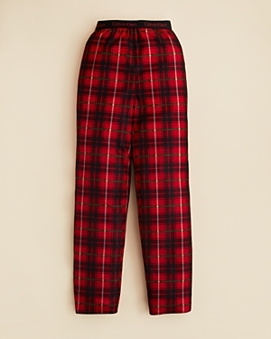 Calvin Klein Boys' Large Scale Plaid Pants - Big Kid