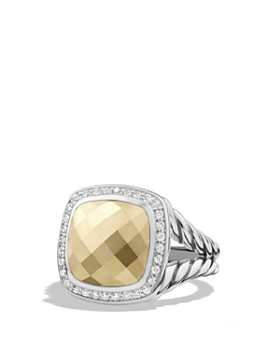 David Yurman - Albion Ring with Gemstones & Diamonds