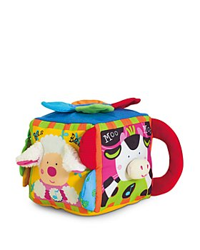 Melissa & Doug - Musical Farmyard Cube - Ages 6 Months+
