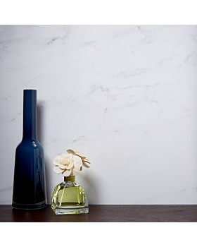 Chasing Paper - White Marble Removable Wallpaper