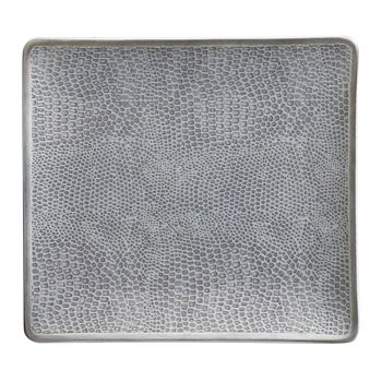 Bernardaud - Sauvage Porcelain Rectangular Tray