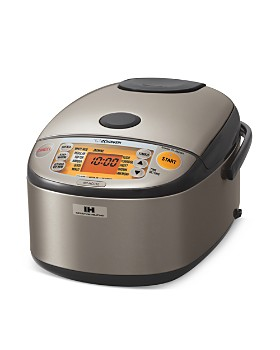 Zojirushi - Induction Heating 5.5-Cup Rice Cooker & Warmer