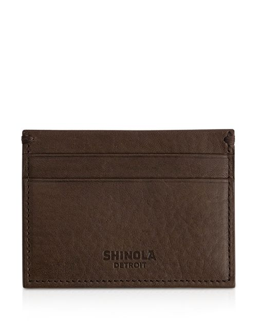Shinola - 5 Pocket Card Case