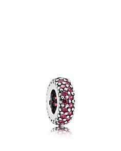 PANDORA Moments Collection Sterling Silver & Cubic Zirconia Inspiration Within Spacer - Bloomingdale's_0