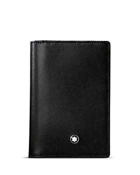 38f73b4c8c23 Montblanc - Meisterstück Leather Business Card Holder with Gusset ...