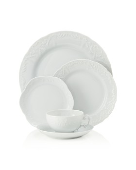 Anna Weatherley - Anna Weatherly Simply Anna White Dinnerware