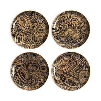 Jonathan Adler - Malachite Coaster Set