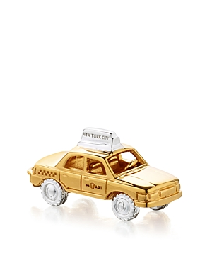 Jet Set Candy Nyc Two-Tone Taxi Charm