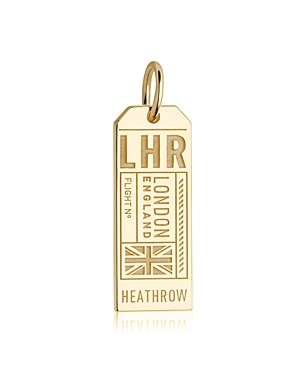 Jet Set Candy London,  United Kingdom Lhr Luggage Tag Charm