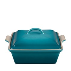 Le Creuset - Stoneware Covered Square Casserole Dish