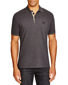 Burberry Regular Fit Polo Shirt - Bloomingdale's_0