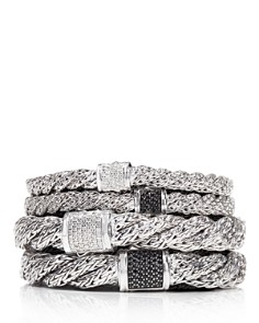 John Hardy Classic Chain Sterling Silver Flat Twisted Chain Bracelet - Bloomingdale's_0