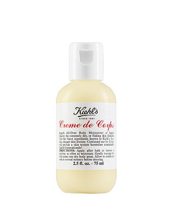 Kiehl's Since 1851 - Creme de Corps 2.5 oz. Travel Size