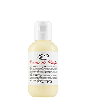 Kiehl's Since 1851 Creme de Corps, 2.5 oz. Travel Size
