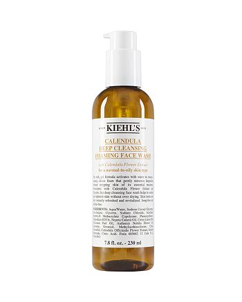 Kiehl's Since 1851 - Calendula Deep Cleansing Foaming Face Wash 7.8 oz.