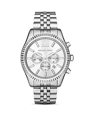 michael kors male michael kors lexington watch 44mm