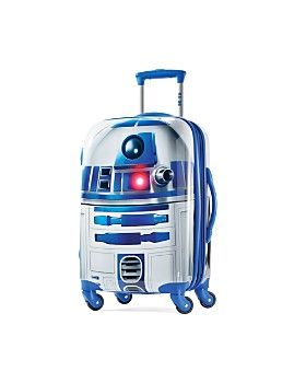 "American Tourister - 21"" Spinner Star Wars R2D2"